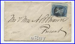 1 cent 1861 grill (#86) on drop rate cover y4659