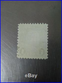 Benjamin Franklin Green 1 Cent Stamp Rare EXCELLENT Condition Scott #594