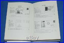 Ellington Zwisler Rocket Mail Catalogs 2 volumes! 1904 1972 BlueLakeStamps