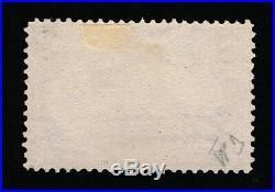 Genuine Scott #293 Vf Used $2 Orange Brown Trans-mississippi Expo Scv $1050