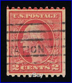 Genuine Scott #449 F-vf Used Type-i Pse Cert Postally Used 100% Sound Scv $600