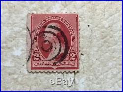 George Washington 1884 2 cent stamp. Very Rare