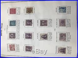 Harris United States Postage Stamp Albums Ambassador US