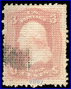 Momen Us Stamps #79 Genuine C Grill Used Scarce