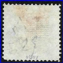 Sc #121 Grill Fancy Cancel SON 30 Cent 1869 Pictorial US 58C51