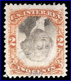 U. S. REV. THIRD ISSUE R135b Used (ID # 96901)