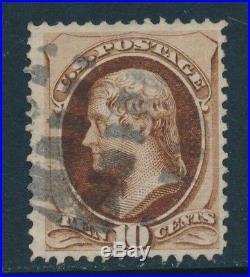 U. S. Scott #139 Fine Centering (Used) with PF Certificate SOUND! SCV$850.00