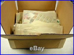 US, Accumulation of 1000's of Mint/Used Stamps & Seals in glassines, loose, othe
