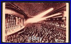 US C13 65c Graf Zeppelin on Broadway Picture Post Card to Berlin, GM VF SCV $175