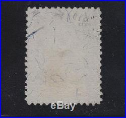 US R109a 10c Second Revenue Issue Used F-VF with Inverted Center SCV $2,000
