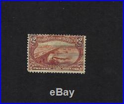 US Scott Number 293 Used Stamp $2 Trans Mississippi