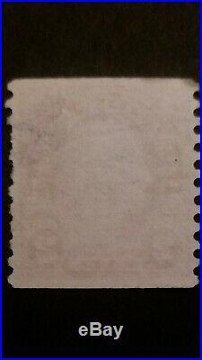 US stamp George Washington 2ct red