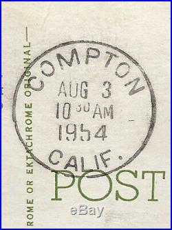 Very Rare George Washington Red 2 Cent US Postage Stamp
