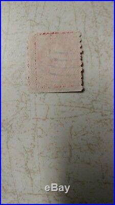 Vintage 2 Cent George Washington Postage Stamp US FREE SHIPPING
