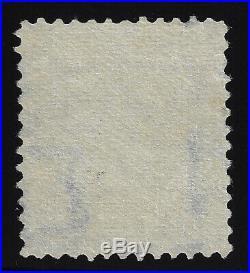 WCstamps U. S. Scott #313 / $750 $5 Dark Green, VF, Used